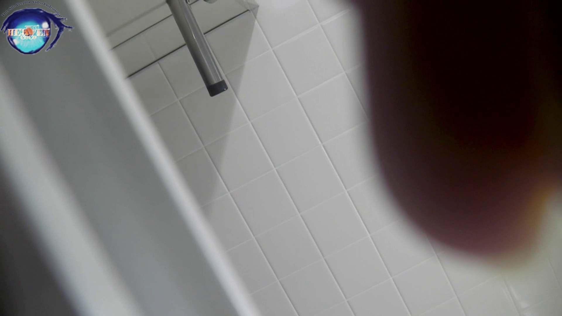お銀さんの洗面所突入レポート!!vol.63 あれ?チラっチラって。気づいてます?前編 洗面所   チラ  63pic 12