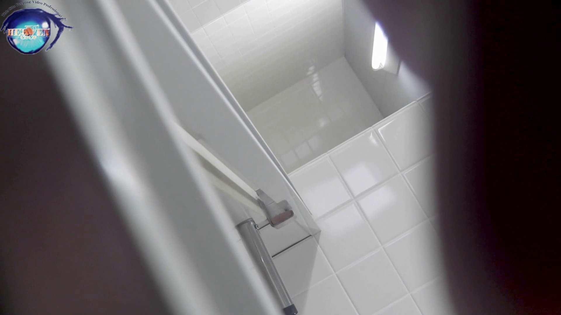 お銀さんの洗面所突入レポート!!vol.63 あれ?チラっチラって。気づいてます?前編 洗面所   チラ  63pic 62