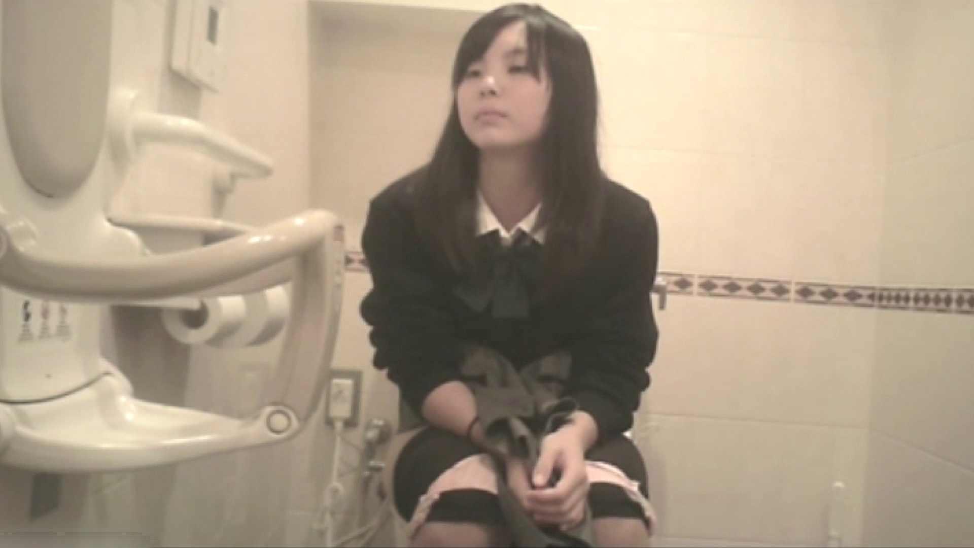 おまんこ:ティーンガールのトイレ覗き‼vol.24:のぞき本舗 中村屋