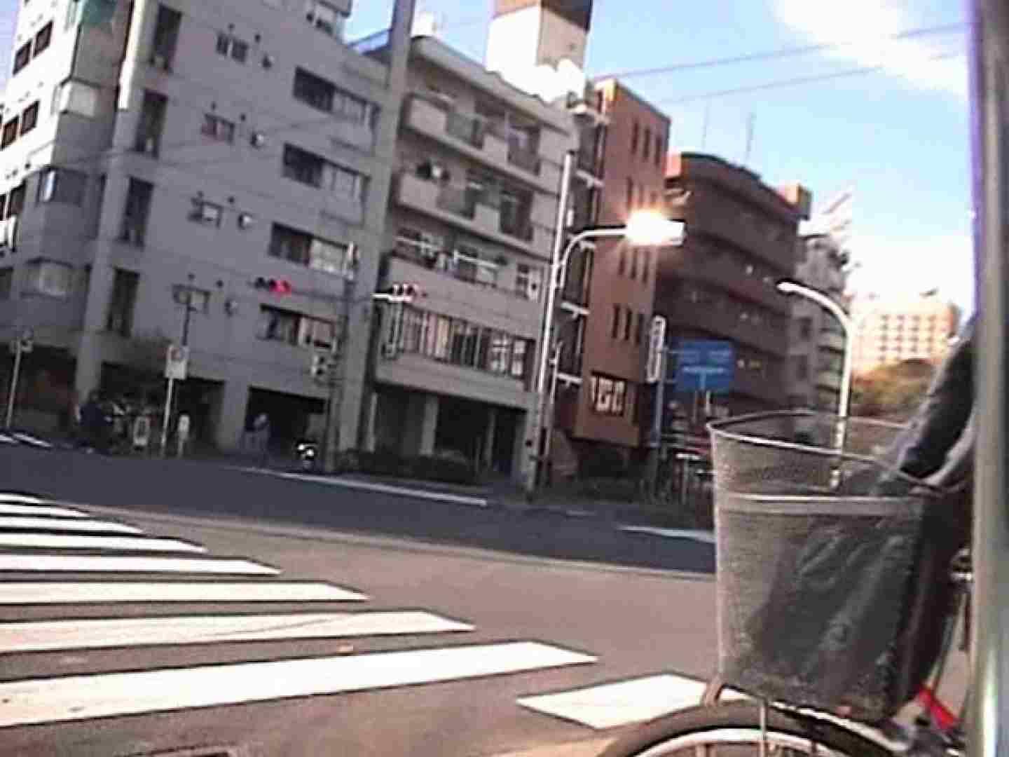 チャリチラスペシャル 街角の天使達① チラ   追跡  62pic 7