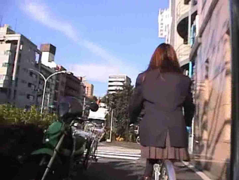 チャリチラスペシャル 街角の天使達① チラ   追跡  62pic 56