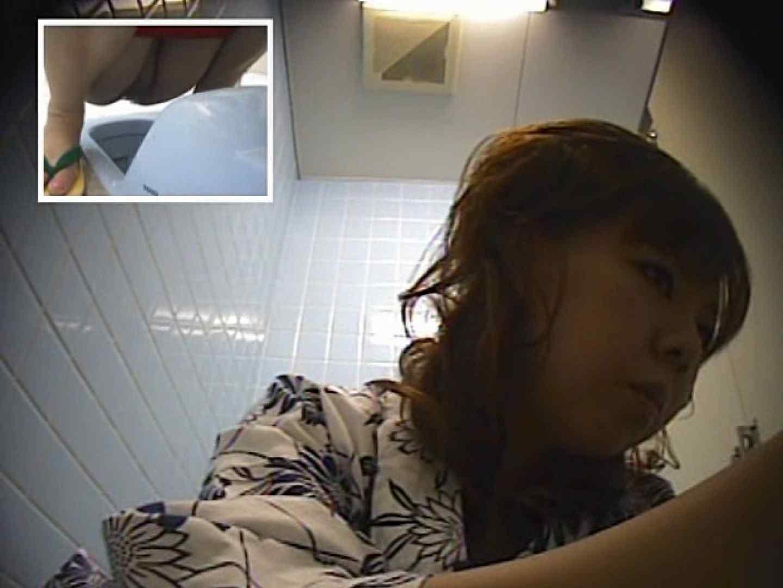 熱海温泉 某有名旅館厠事情! 浴衣   黄金水  97pic 97