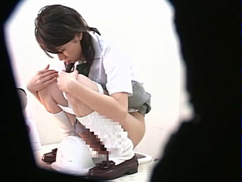 M字開脚制服女子を真下から盗撮! 高画質 | 肛門  88pic 1