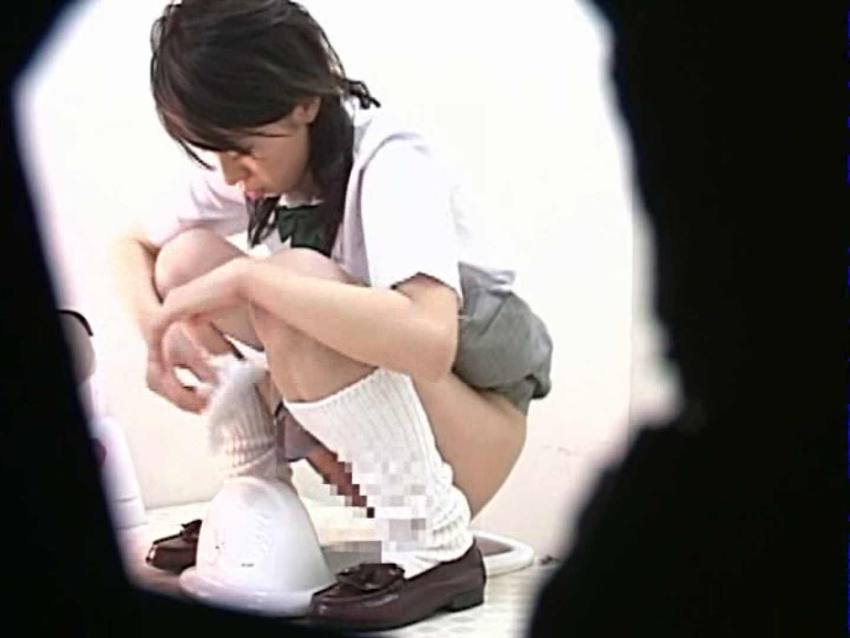 M字開脚制服女子を真下から盗撮! 高画質 | 肛門  88pic 25