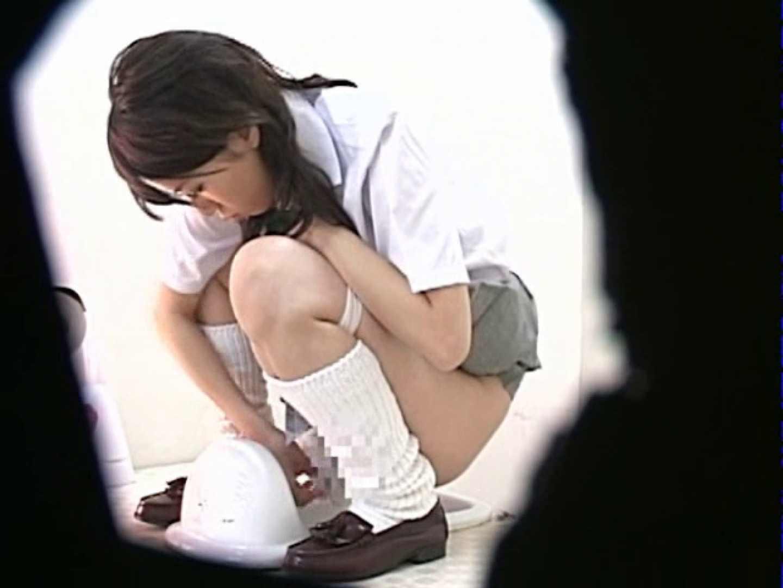 M字開脚制服女子を真下から盗撮! 高画質 | 肛門  88pic 29