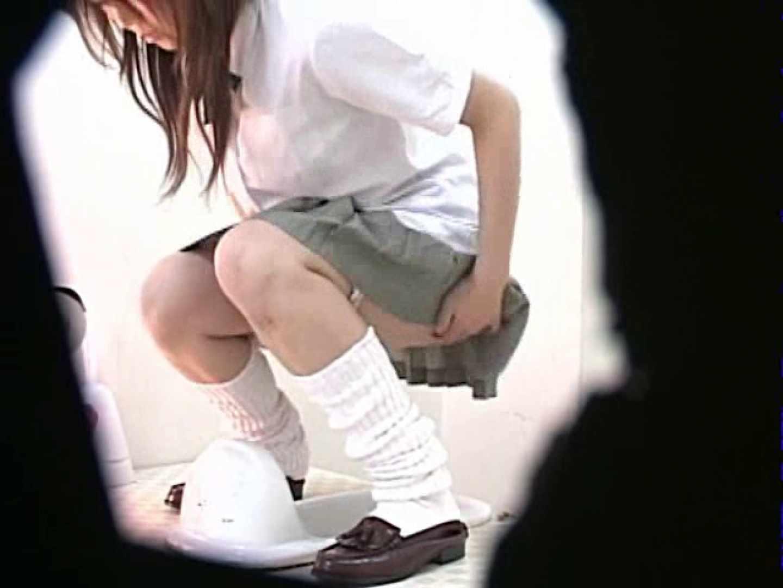 M字開脚制服女子を真下から盗撮! 高画質 | 肛門  88pic 52