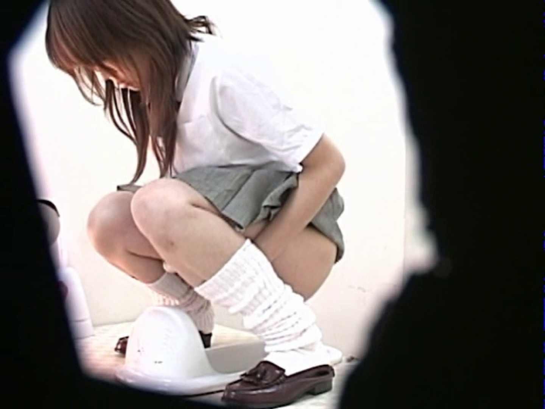 M字開脚制服女子を真下から盗撮! 高画質 | 肛門  88pic 56