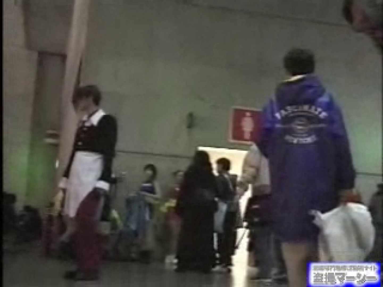 女盗撮師がコスプレ会場の厠に潜入しちゃいました! 盗撮 | 潜入シリーズ  90pic 27
