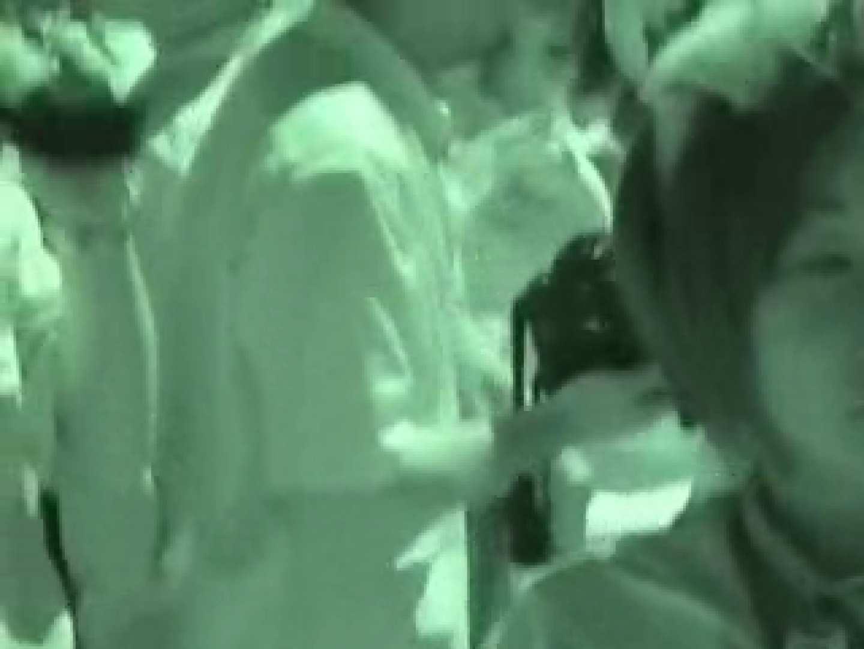 コスプレ会場 赤外線カメラで透け下着を見る マンコ   下着  104pic 39