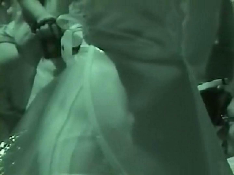 コスプレ会場 赤外線カメラで透け下着を見る マンコ   下着  104pic 65
