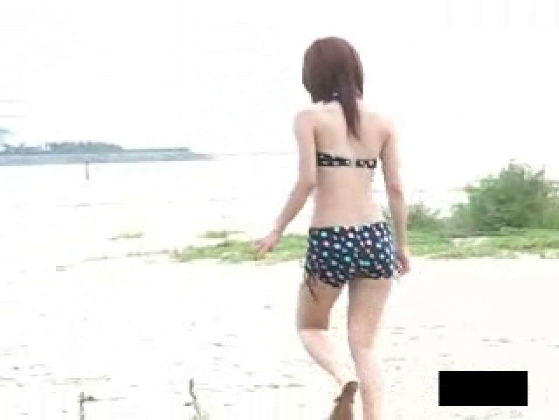 ビーチで発見!! 水着汚ギャル ビッチなギャル | 水着  90pic 1