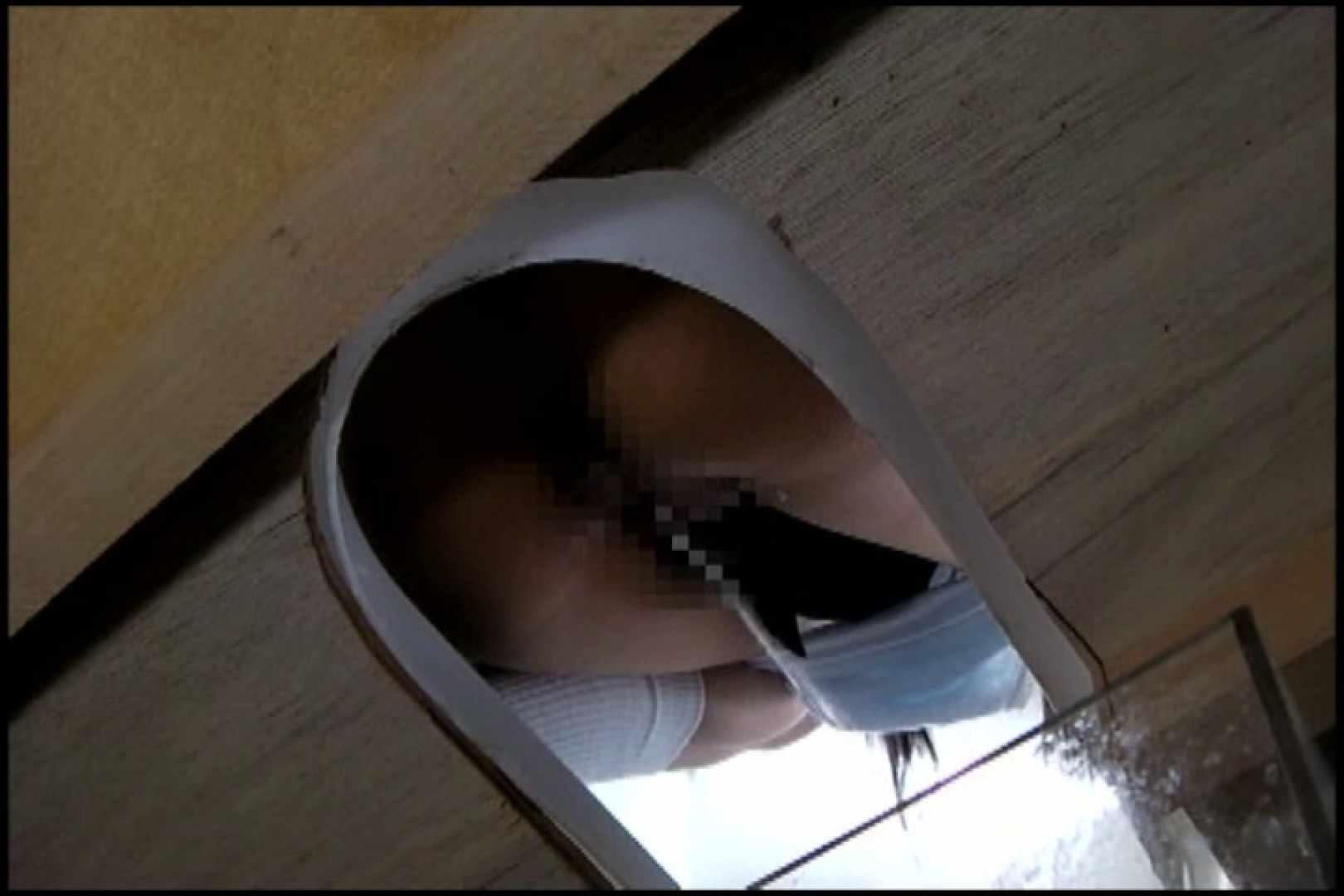 和式にまたがる女たちを待ちうけるカメラの衝撃映像vol.04 黄金水   盗撮  48pic 20