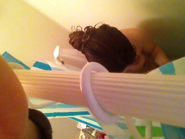 11(11日目)上からシャワー中の彼女を覗き見 シャワー | 覗き  101pic 42