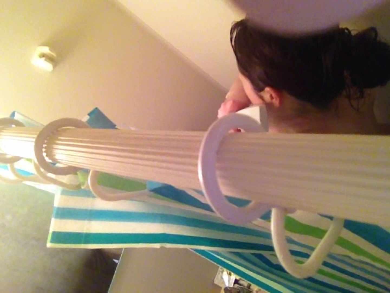 11(11日目)上からシャワー中の彼女を覗き見 シャワー | 覗き  101pic 53