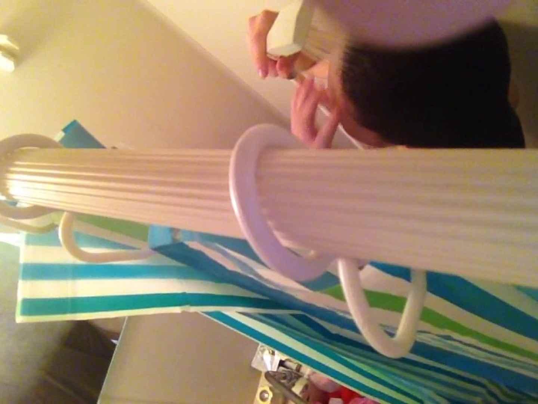 11(11日目)上からシャワー中の彼女を覗き見 シャワー | 覗き  101pic 80