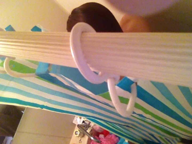 11(11日目)上からシャワー中の彼女を覗き見 シャワー | 覗き  101pic 94