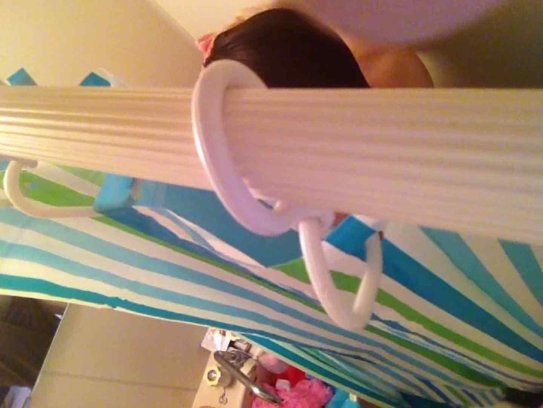 11(11日目)上からシャワー中の彼女を覗き見 シャワー | 覗き  101pic 95