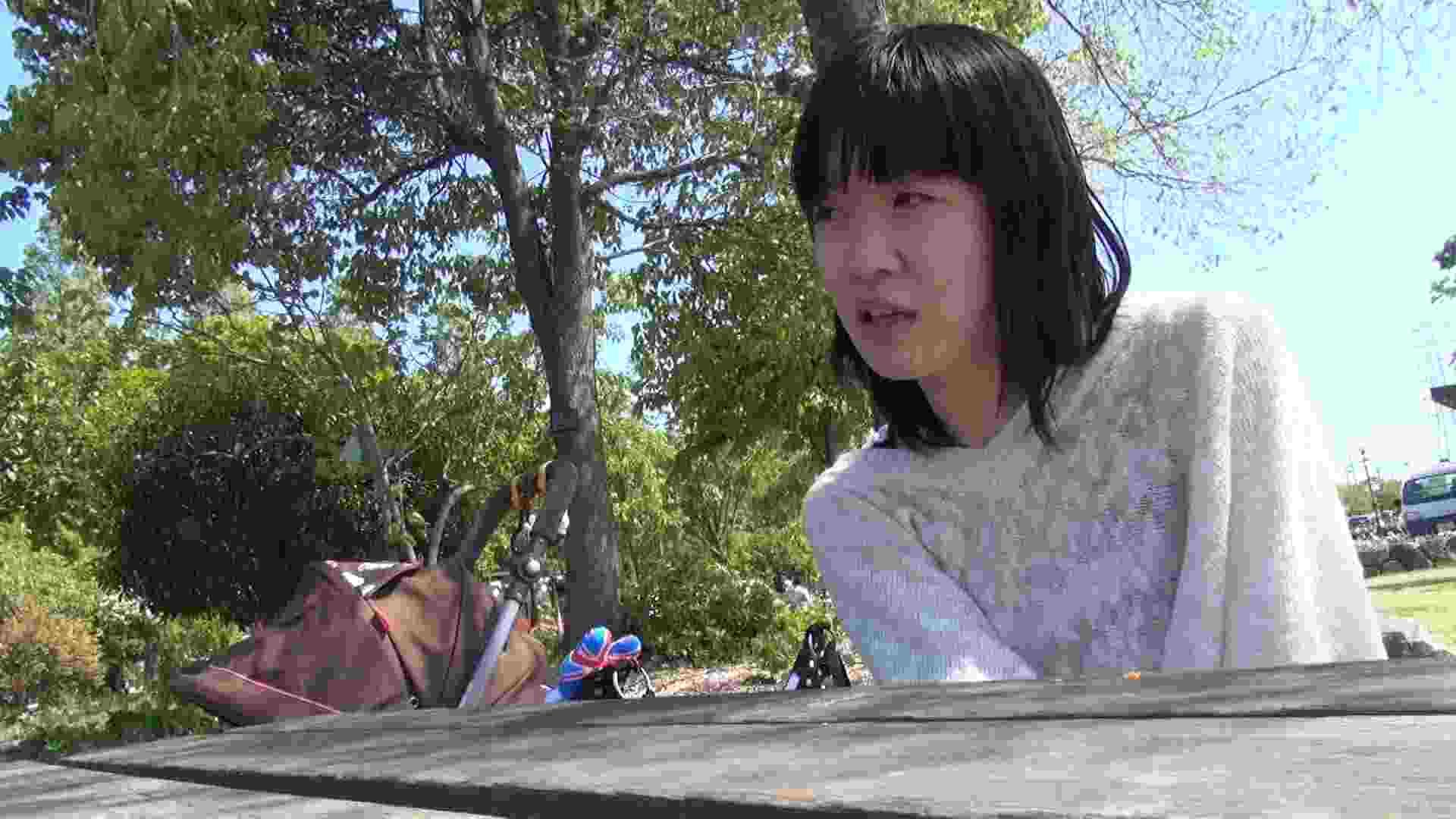 【母の時・01】インタビュー→とびっこ 覗き   おまんこ  90pic 22