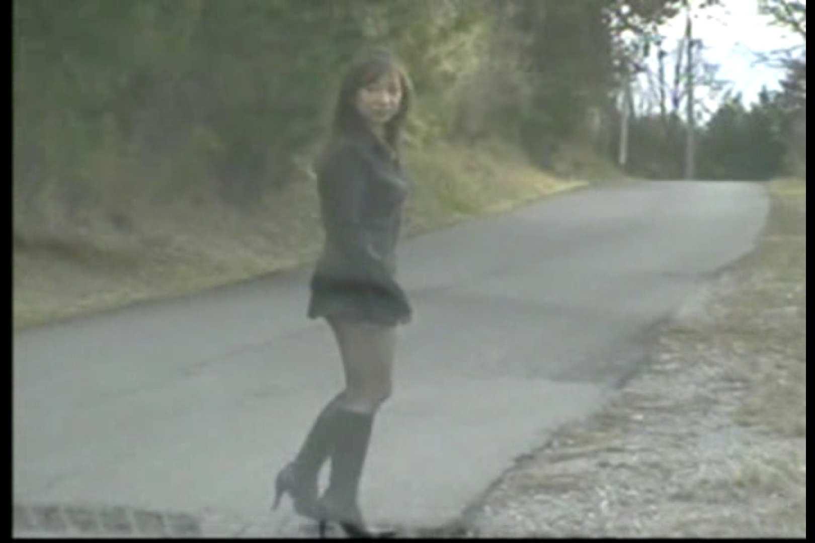 美熟女の野外露出プレイ2 熟女   野外  68pic 1