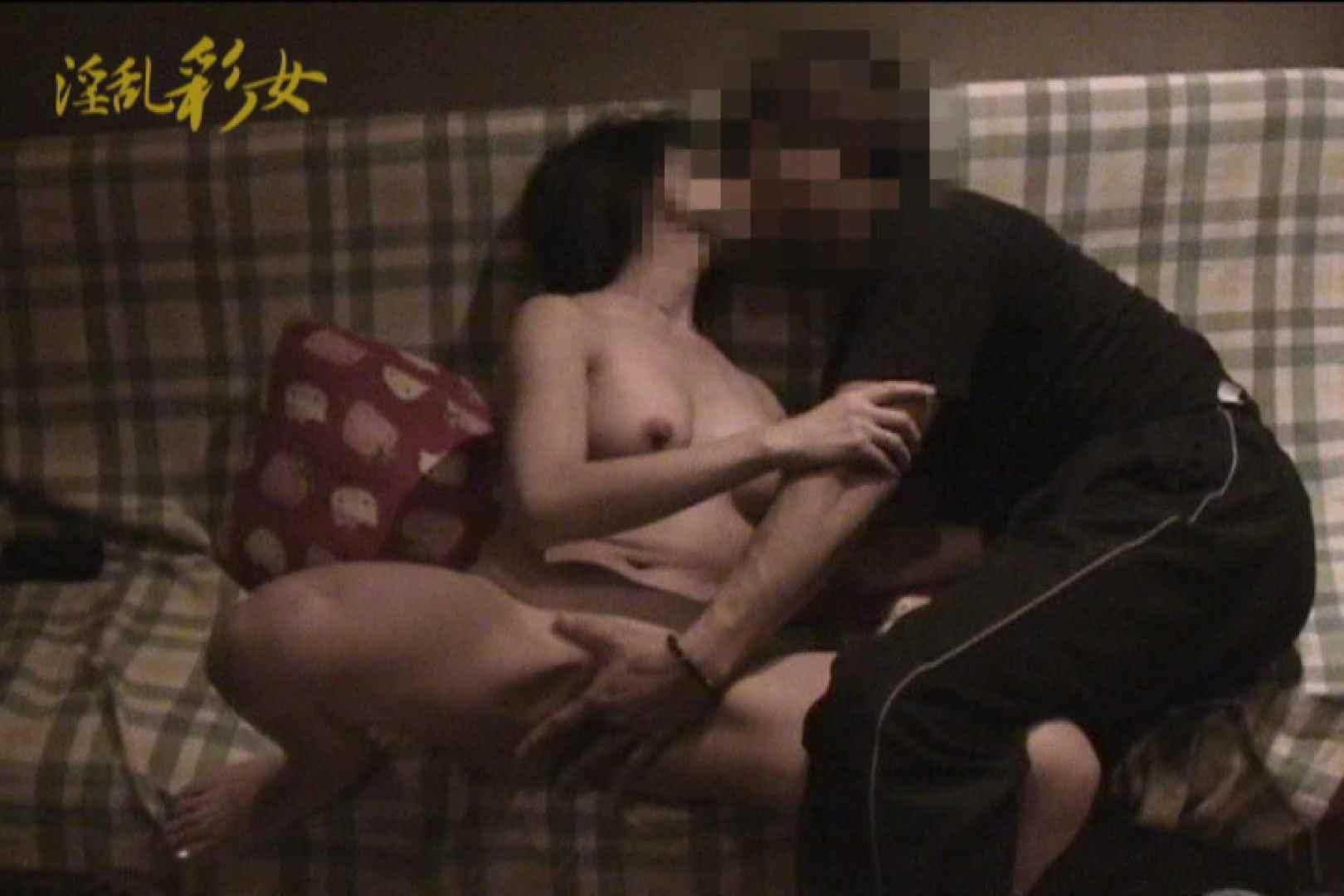淫乱彩女 麻優里 旦那の前で王様ゲーム SEX | ホテル潜入  73pic 7
