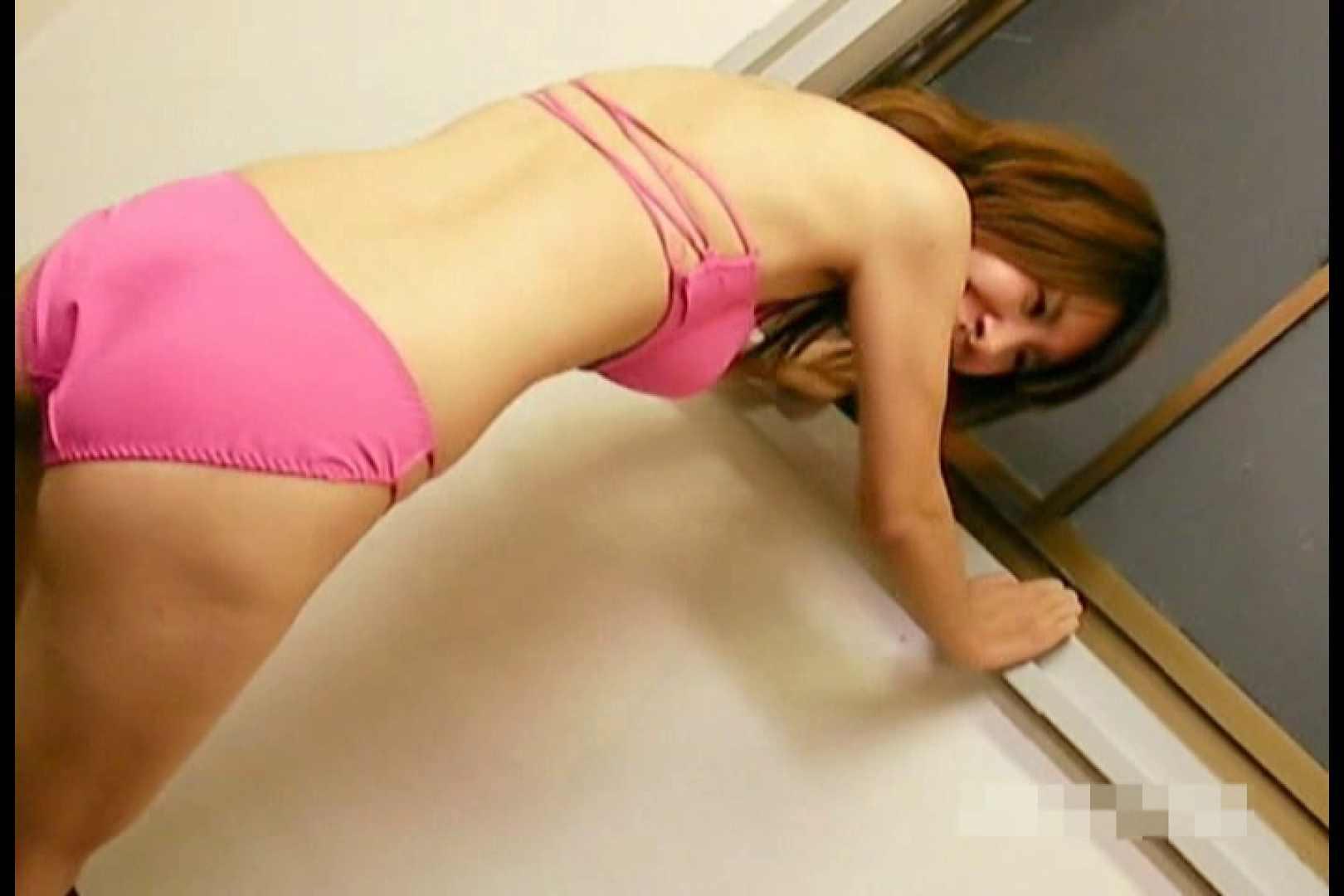 素人撮影 下着だけの撮影のはずが・・・まり25歳 下着 | 素人  104pic 91