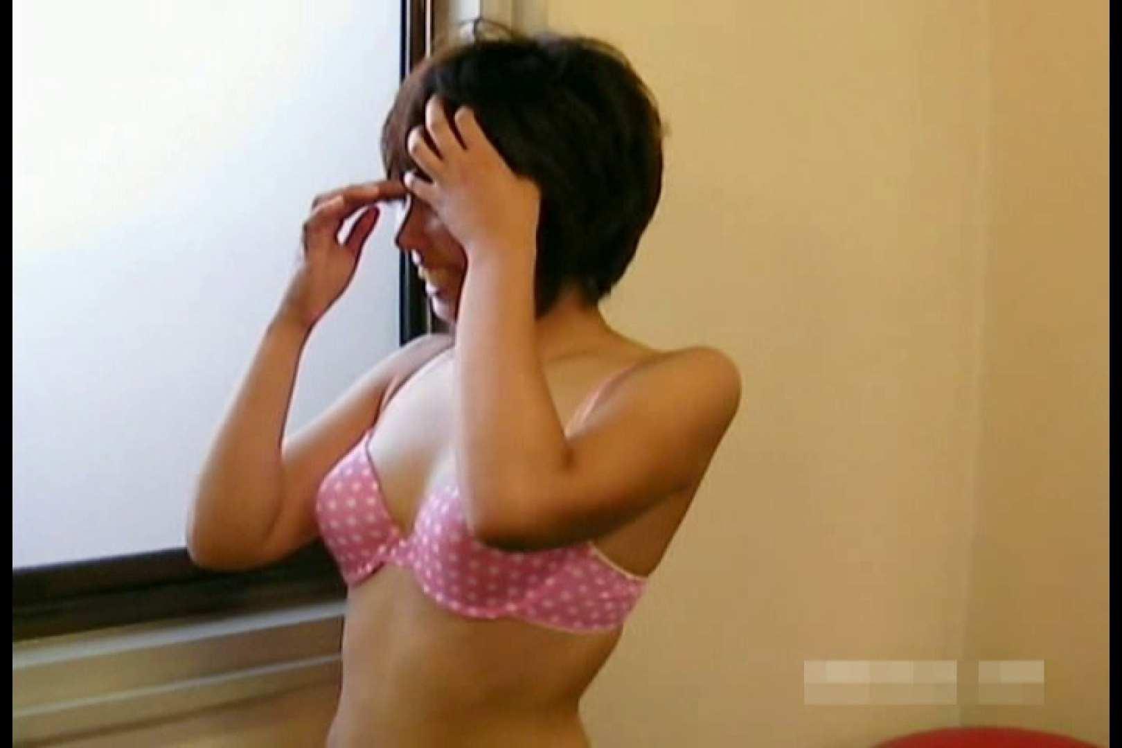 素人撮影 下着だけの撮影のはずが・・・エミちゃん18歳 乳首   オマンコ  90pic 79