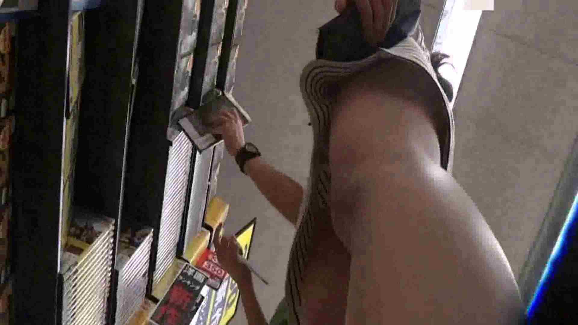 真剣に買い物中のgal達を上から下から狙います。vol.01 HなOL | JKヌード  102pic 20