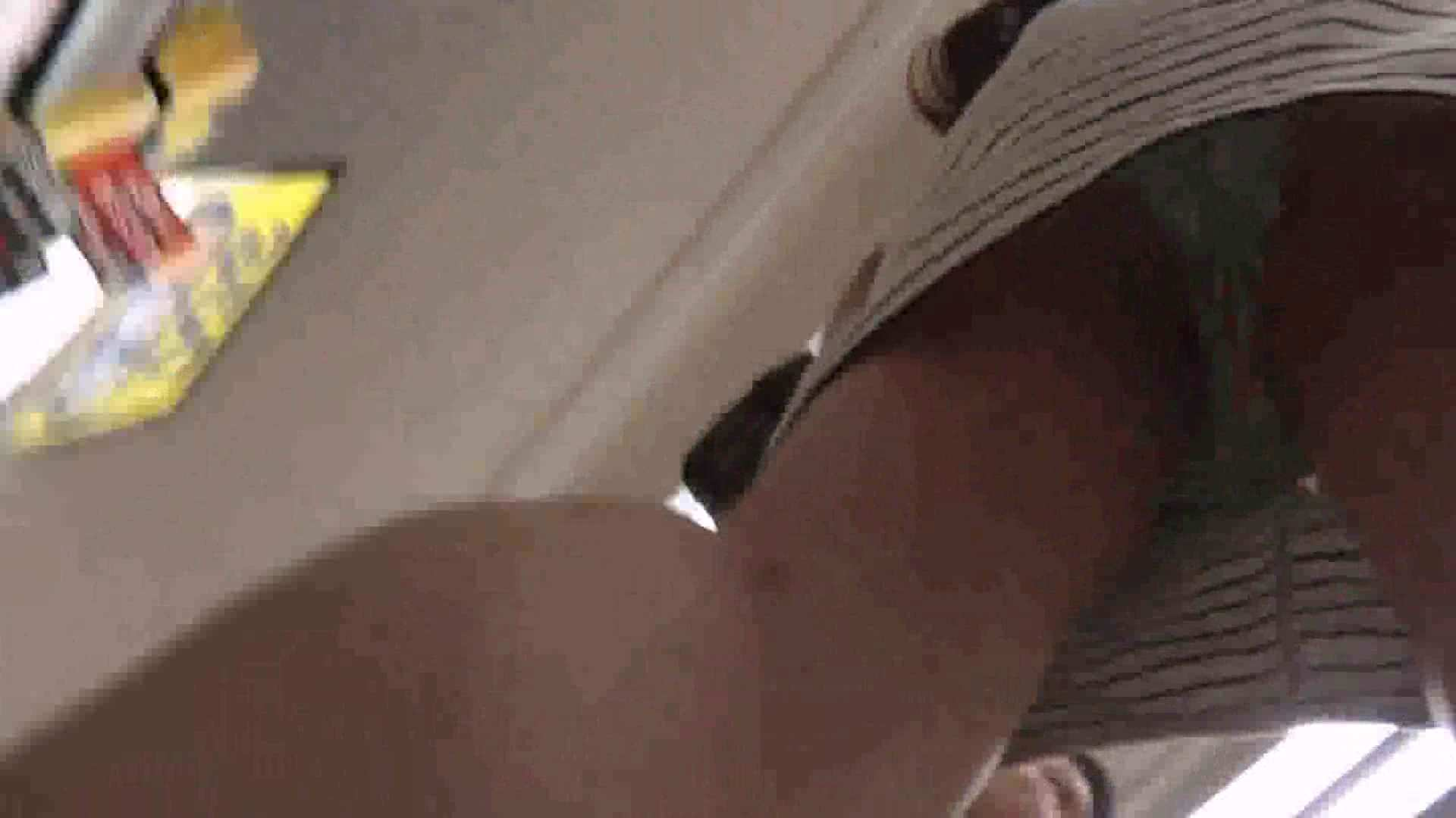 真剣に買い物中のgal達を上から下から狙います。vol.01 HなOL | JKヌード  102pic 41