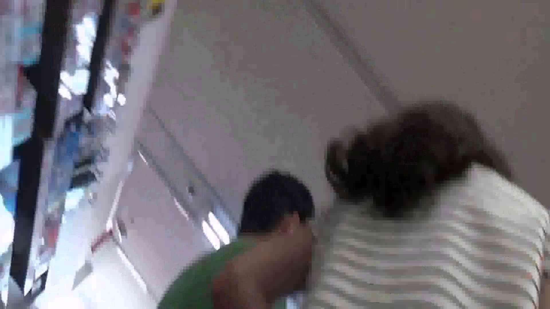 真剣に買い物中のgal達を上から下から狙います。vol.01 HなOL | JKヌード  102pic 58