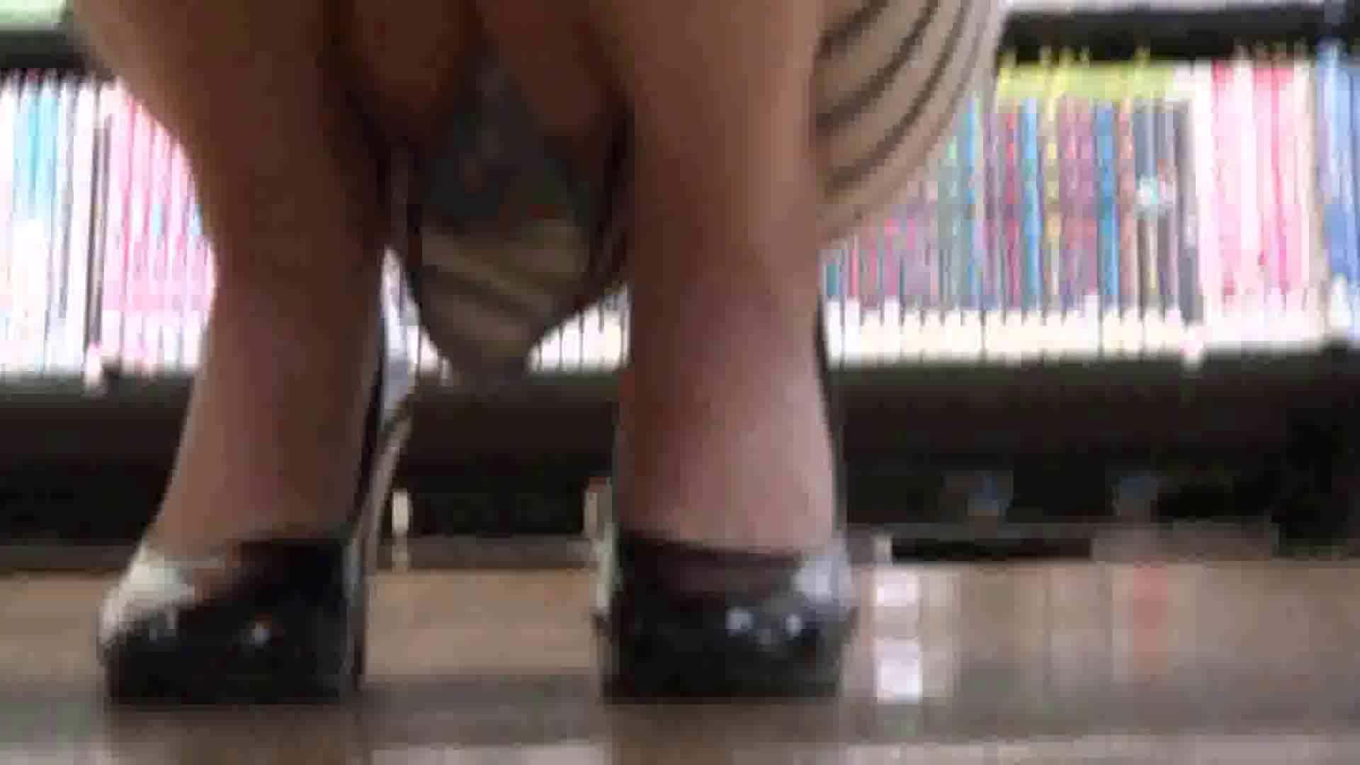 真剣に買い物中のgal達を上から下から狙います。vol.01 HなOL | JKヌード  102pic 73