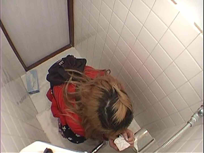 おまんこ:排便・排尿コレクションVol.3:ピープフォックス(盗撮狐)