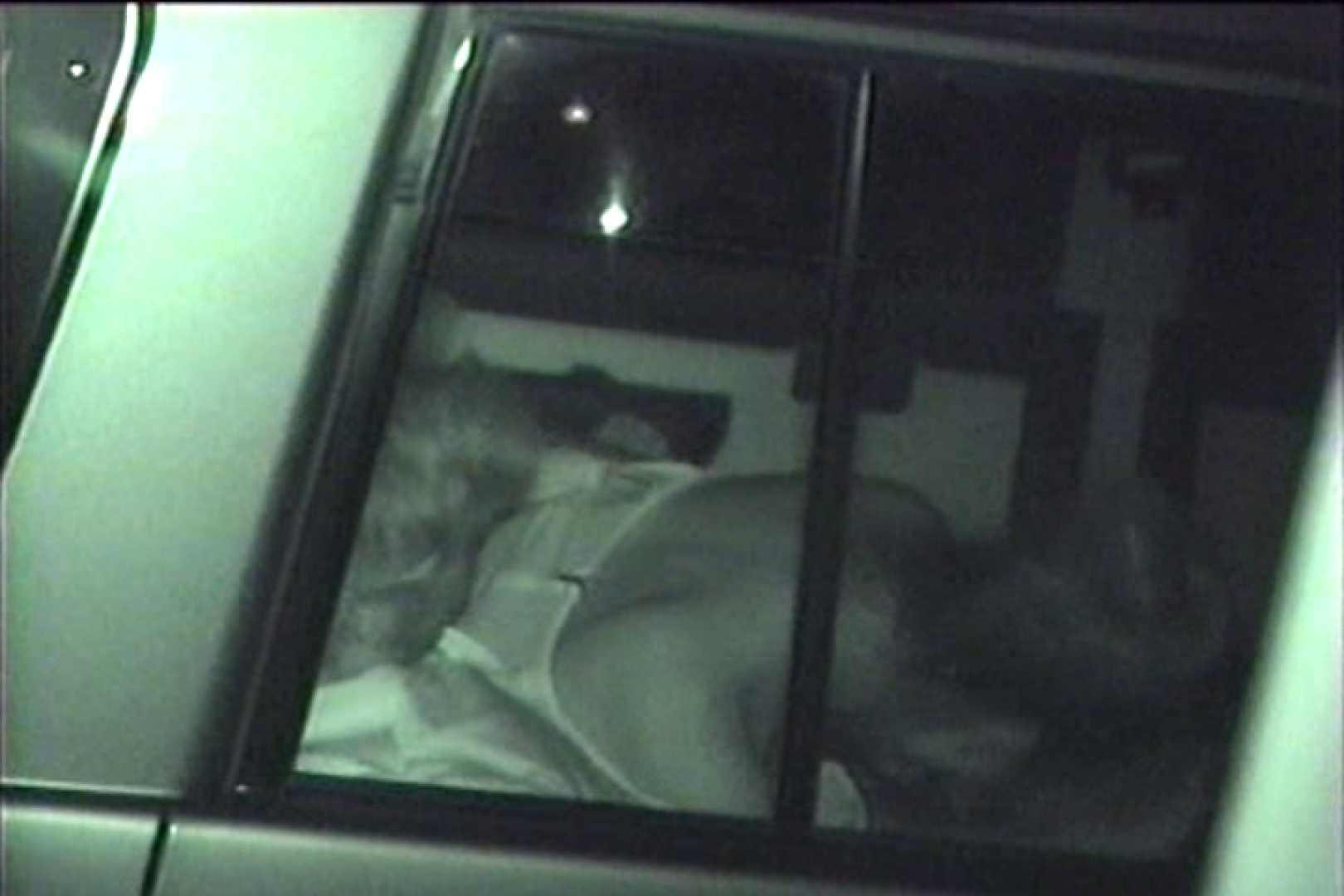 おまんこ:車の中はラブホテル 無修正版  Vol.16:ピープフォックス(盗撮狐)