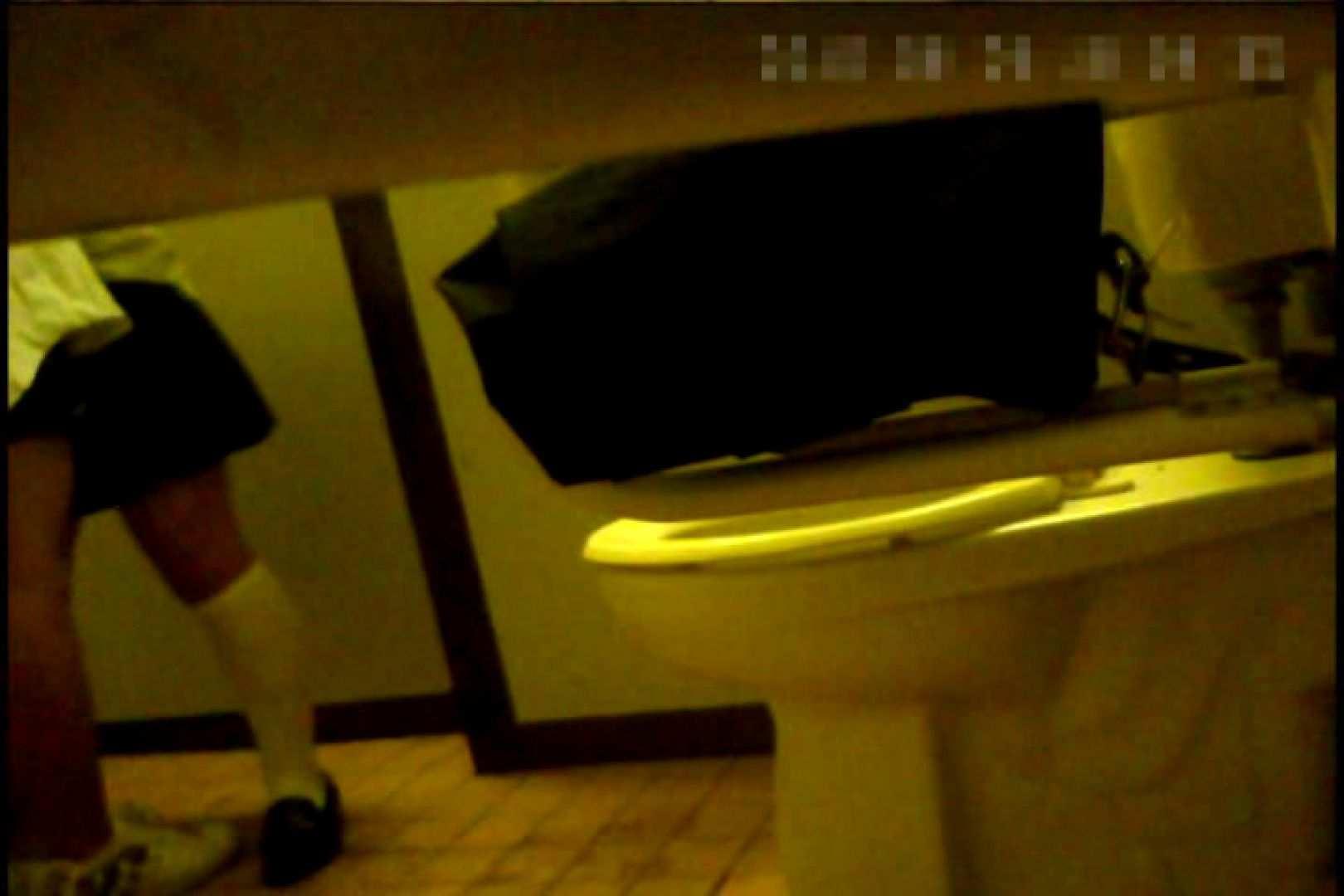 おまんこ:タンゴさんの放課後洗面所倶楽部Vol.1:ピープフォックス(盗撮狐)